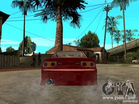 Nissan 240SX DRIFT SPEC for GTA San Andreas back left view