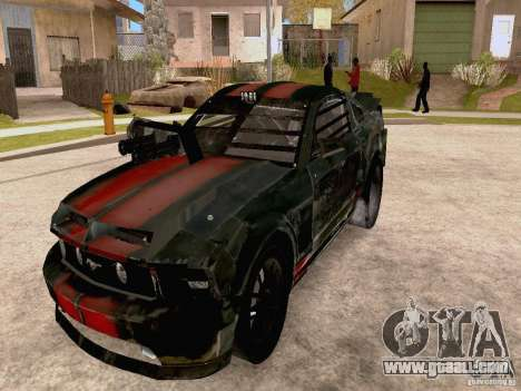Ford Mustang Death Race for GTA San Andreas