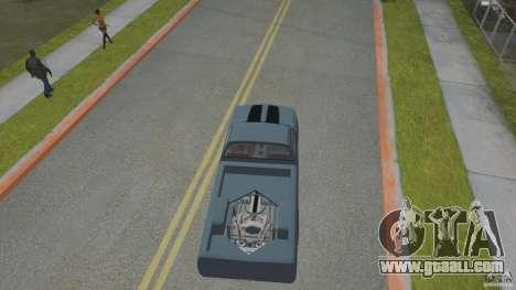 Chevrolet Silverado Mini Truckin 1996 for GTA San Andreas back view