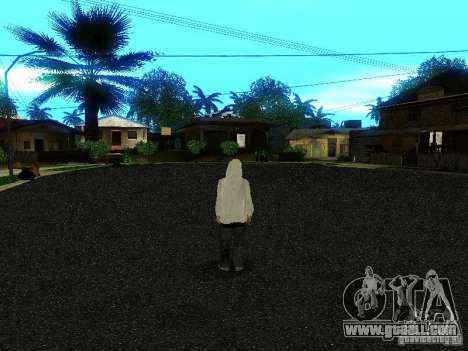 New ColorMod Realistic for GTA San Andreas forth screenshot