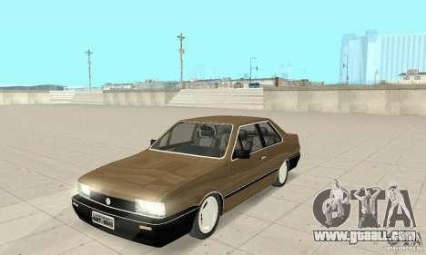 Volkswagen Santana GLS 1989 for GTA San Andreas
