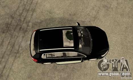 Volkswagen Tiguan 2.0 TDI 2012 for GTA San Andreas back view