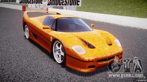 Ferrari F50 for GTA 4