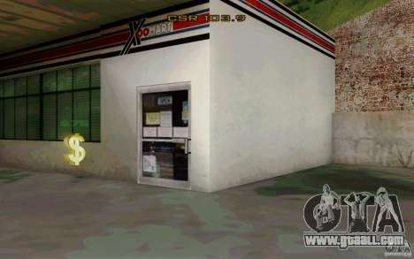 The refueling business for GTA San Andreas forth screenshot