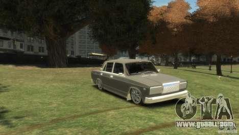 VAZ 2107 TUN23-93RUS for GTA 4
