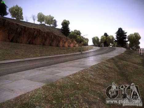 Todas Ruas v3.0 (Los Santos) for GTA San Andreas