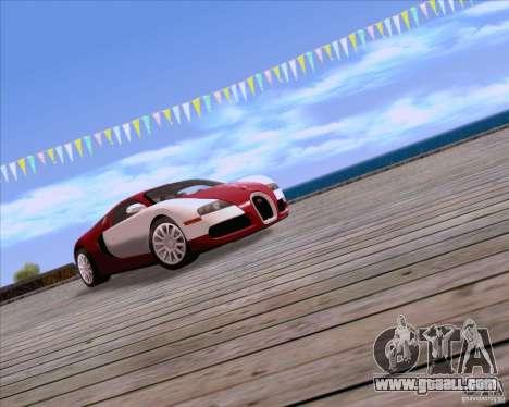 ENBSeries by Sankalol for GTA San Andreas ninth screenshot