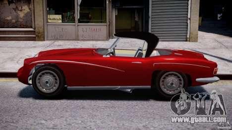 FSO Syrena Sport 1960 for GTA 4 left view