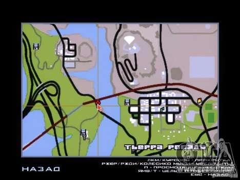 Dragon for GTA San Andreas forth screenshot