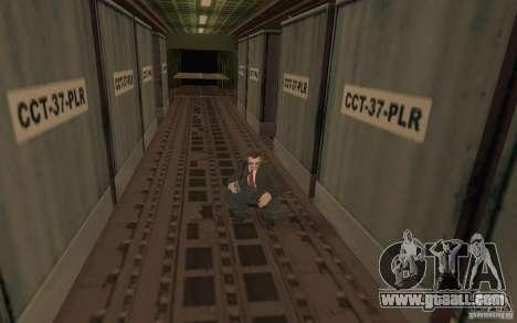 Unique animation of GTA IV V3.0 for GTA San Andreas ninth screenshot
