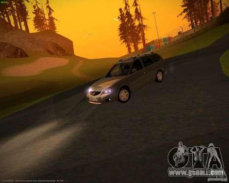 Vaz-2171 Restajl for GTA San Andreas