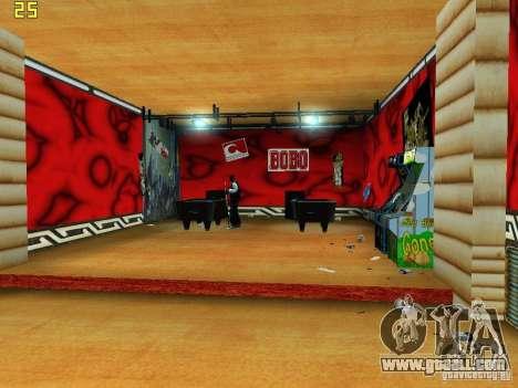 New Bar Ganton v.1.0 for GTA San Andreas fifth screenshot