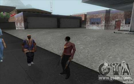 Pimp for GTA San Andreas second screenshot