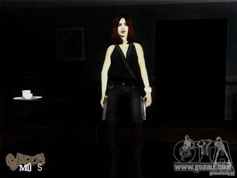 NFS The Run Skins for GTA San Andreas third screenshot