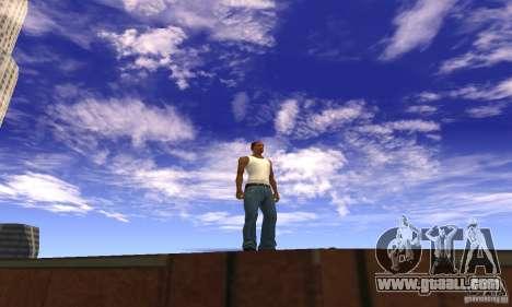 Sunshine ENB Series by Recaro for GTA San Andreas second screenshot