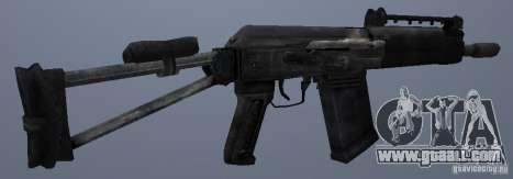 Saiga-12s for GTA San Andreas
