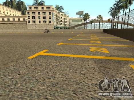 New textures Los Santos Stadium Forum for GTA San Andreas fifth screenshot