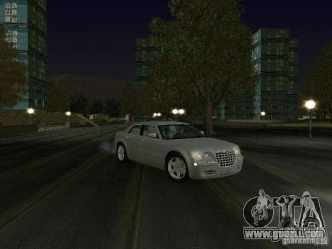 Chrysler 300C HEMI 5.7 2009 for GTA San Andreas