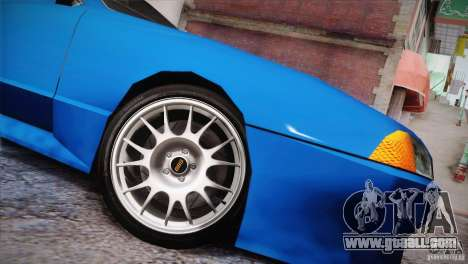 FM3 Wheels Pack for GTA San Andreas