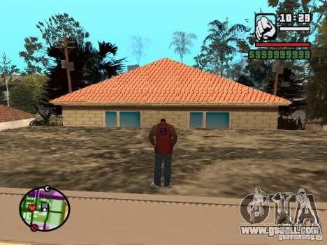 Private CJ for GTA San Andreas second screenshot
