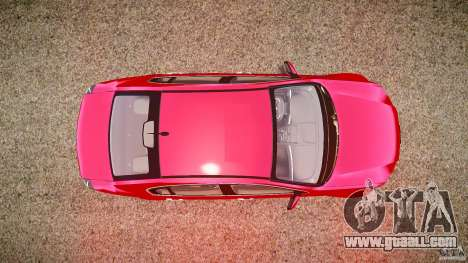 Holden Commodore (CIVIL) for GTA 4 right view