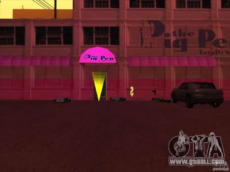 PigPen for GTA San Andreas second screenshot