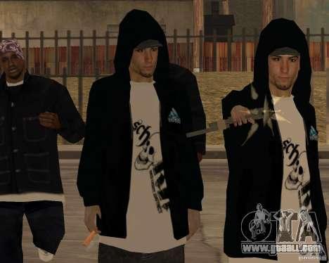 New Drug Dealer for GTA San Andreas third screenshot