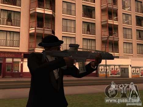 XM8 V1.1 for GTA San Andreas third screenshot