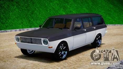 GAZ 24-12 1986-1994 Tuning for GTA 4