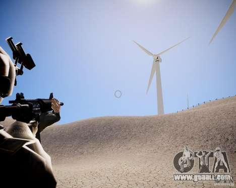 MW2 Phoenix Paratroopers for GTA 4 forth screenshot