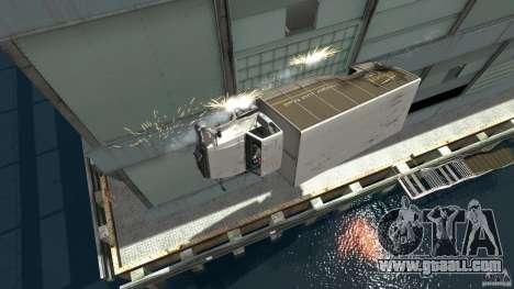 Benson boat for GTA 4 inner view