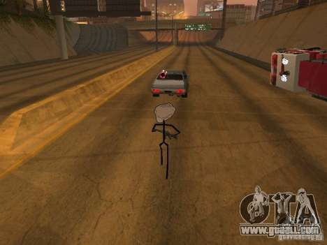 Meme Ivasion Mod for GTA San Andreas twelth screenshot
