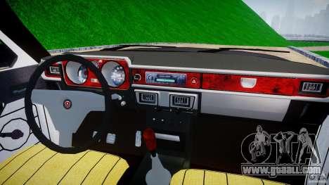 GAZ 24-12 1986-1994 Tuning for GTA 4 upper view