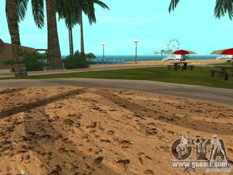 HQ Beaches v2.0 for GTA San Andreas third screenshot