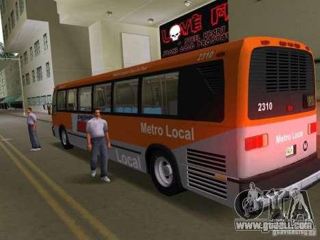 GMC RTS for GTA Vice City