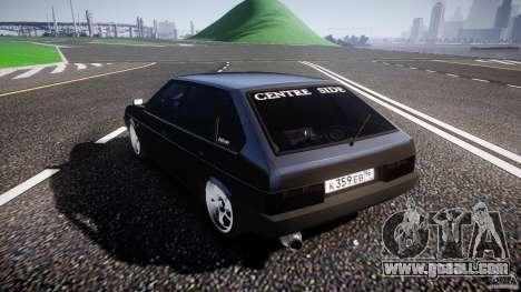 VAZ Lada 2109 for GTA 4 side view