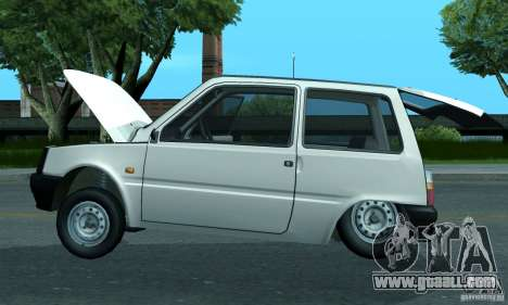 VAZ 1111 Oka for GTA San Andreas back left view