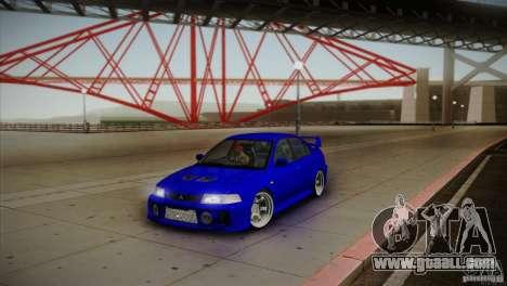 Mitsubishi Lancer Evolution lX for GTA San Andreas