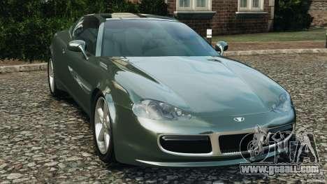 Daewoo Bucrane Concept 1995 for GTA 4