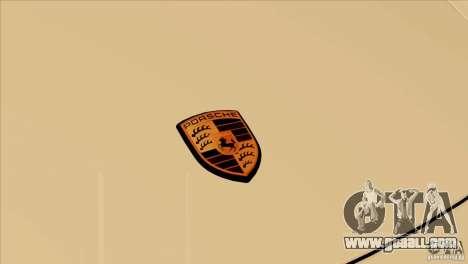 Porsche Cayman R 987 2011 V1.0 for GTA San Andreas wheels