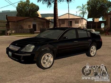 Nissan Teana for GTA San Andreas