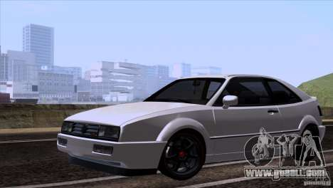 Volkswagen Corrado VR6 for GTA San Andreas