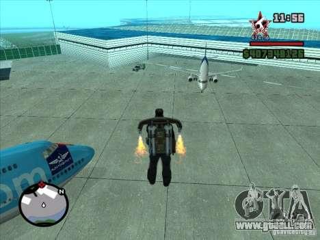 A new airport in San Fierro for GTA San Andreas seventh screenshot