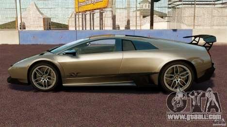 Lamborghini Murcielago LP670-4 SV [EPM] for GTA 4 left view