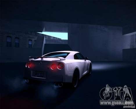 ENBseries by slavheg v2 for GTA San Andreas third screenshot