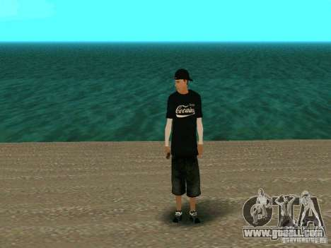 New wmybmx for GTA San Andreas