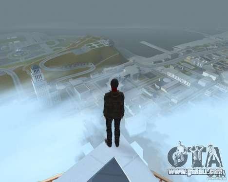 Spider Man for GTA San Andreas third screenshot