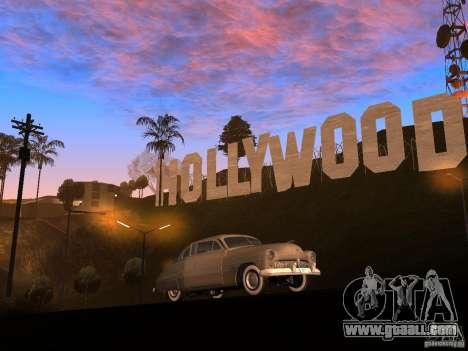 GTA SA 4ever Beta for GTA San Andreas second screenshot