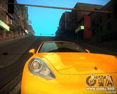 ENBSeries Realistic for GTA San Andreas