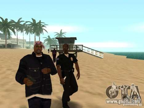 Tenpenny for GTA San Andreas second screenshot